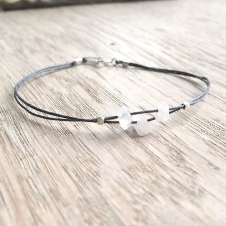 Bleika · Armband mit Quarz