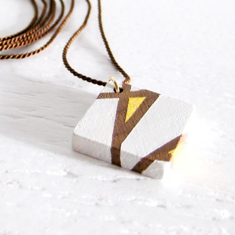 Luva · Kette in gold